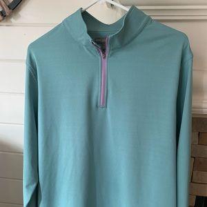 Peter Millar Men's golf pullover